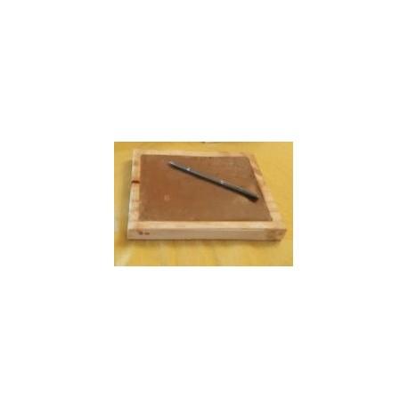 """Tablette de cire simple """"TABULAE"""""""